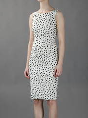 Ảnh số 77: Đầm xuông chấm bi DN83 - Giá: 300.000