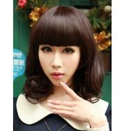 Ảnh số 76: tóc giả Hàn quốc tóc ngắn - Giá: 700.000