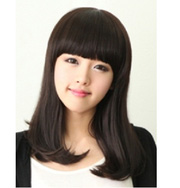 Ảnh số 78: tóc giả Hàn quốc - Giá: 700.000