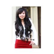 Ảnh số 82: tóc giả Hàn quốc xoăn nhẹ - Giá: 900.000