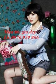 Ảnh số 89: tóc giả Hàn quốc - Giá: 650.000