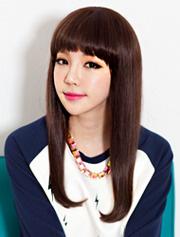 Ảnh số 55: tóc giả Hàn quốc - Giá: 750.000