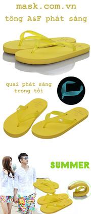 Giầy lười vải bò, giầy lười rivieras, dép. sandals adidas, prada, nike, hot.....2013 - 9