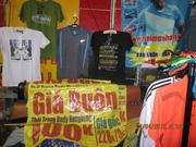 Áo phông nam bán buôn,bán sỉ quảng châu thiên long hàng gà