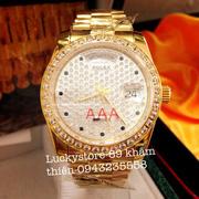 Ảnh số 98: Rolex replica diamond full automatic swiss ( Mã R15) - Giá: 1.700.000