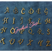Ảnh số 14: Các chữ cái 1 x 1.2cm - Giá: 2.500