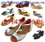 Ảnh số 27: Tổng hợp giày khiêu vũ trẻ em ngoại nhập - Giá: 350.000