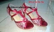 Ảnh số 40: Giày khiêu vũ Shop Xuân Việt - Giá: 350.000