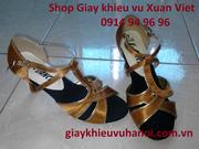 Ảnh số 51: Giày khiêu vũ Xuân Việt - Giá: 300.000