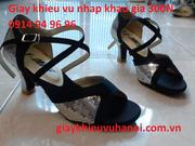 Ảnh số 52: giày khiêu vũ Xuân Việt - Giá: 300.000