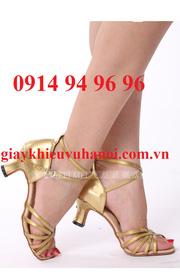 Ảnh số 74: Giày khiêu vũ ngoại nhập - Mã 74 - Giá: 350.000