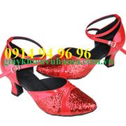 Ảnh số 78: Giày khiêu vũ standar - Mã 78 - Giá: 350.000