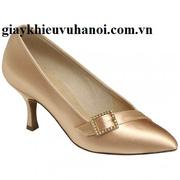 Ảnh số 82: giày khiêu vũ standar - Mã 82 - Giá: 400.000