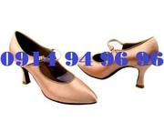 Ảnh số 83: Giày khiêu vũ standar - Mã 83 - Giá: 400.000