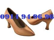 Ảnh số 84: giày khieu vũ standar - Mã 84 - Giá: 400.000