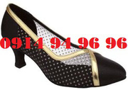 Ảnh số 85: Giày khiêu vũ standar - Mã 85 - Giá: 400.000