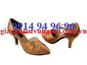 Ảnh số 86: Giày khiêu vũ standar - Mã 86 - Giá: 400.000