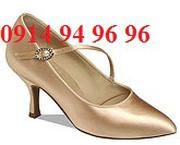 Ảnh số 88: Giày khiêu vũ standar - Mã 88 - Giá: 400.000
