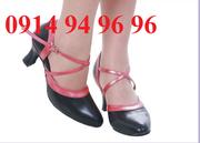 Ảnh số 90: giày khiêu vũ standar - Mã 90 - Giá: 350.000