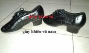Ảnh số 91: Giày khiêu vũ Nam - Mã 91 - Giá: 450.000