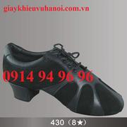 Ảnh số 96: Giày khiêu vũ Nam - Mã 96 - Giá: 450.000