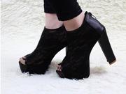Ảnh số 35: Giày anke boot, xu hướng giày hở mũi cho mùa hè này - MWC shop - Giá: 419.000