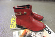 Ảnh số 42: Giày anke boot gót thấp, giá cực rẻ đi cực êm - MWC shop - Giá: 349.000