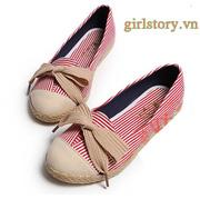 Ảnh số 15: Giày búp bê vải - Giá: 220.000