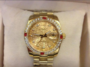 Ảnh số 92: Rolex saphirea replica - Giá: 1.350.000