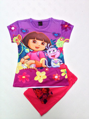 nh s 74: o thun lnh in 3D Dora - Gi: 110.000