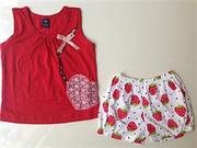 Quần áo trẻ em xuất khẩu