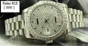 Ảnh số 38: Rolex replica diamond full automatic swiss ( Mã R15 WW) - Giá: 1.700.000