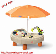 Ảnh số 15: Bàn chơi cát và nước(LT-401N10070) - Giá: 4.800.000
