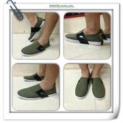 Toàn quốc - giầy lười vải nam, sandal , tông , dép adidas, prada, zara.......hot hot - 32