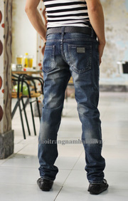 Ảnh số 32: quần jean nam giá rẻ nhất hà nội - Giá: 290.000
