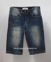 Ảnh số 84: quần bò (jeans) ngố ( đầy đủ các mẫu trơn, mài, xước ) - Giá: 250.000