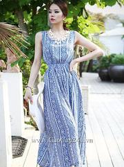 Váy liền thân Hàn Quốc model 2013
