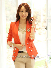 Ảnh số 35: Áo Vest Nữ Hàn Quốc SA13JK04 - Giá: 2.170.000