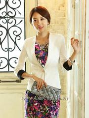Ảnh số 28: Áo Vest Nữ Hàn Quốc SA13JK005 - Giá: 1.860.000