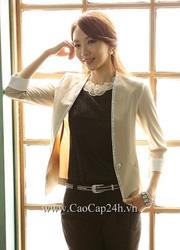 Ảnh số 26: Áo Vest Nữ Hàn Quốc SA13JK005 - Giá: 1.860.000