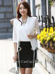Ảnh số 25: Áo Vest nữ Hàn Quốc 20976 - Giá: 2.130.000