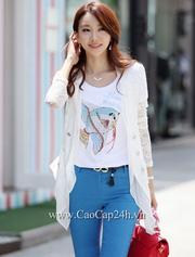 Ảnh số 24: Áo Vest nữ Hàn Quốc 21215 - Giá: 1.740.000