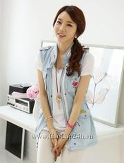 Ảnh số 17: Áo Vest nữ Hàn Quốc 21486 - Giá: 1.430.000
