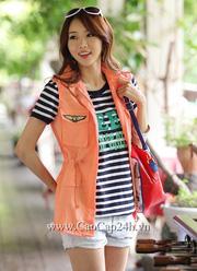 Ảnh số 15: Áo Vest nữ Hàn Quốc 21546 - Giá: 1.250.000