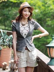 Ảnh số 13: Áo Vest nữ Hàn Quốc 21547 - Giá: 1.910.000