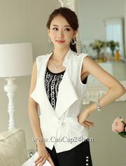 Ảnh số 9: Áo Vest nữ Hàn Quốc 21706 - Giá: 1.650.000