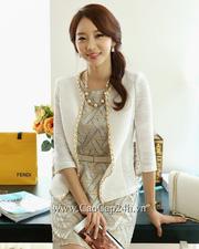Ảnh số 8: Áo Vest nữ Hàn Quốc 21685 - Giá: 3.060.000