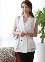 Ảnh số 1: Áo Vest nữ Hàn Quốc 21980 - Giá: 1.520.000