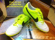 Ảnh số 1: Giày đá bóng nike temper - Giá: 350.000
