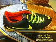Ảnh số 10: Giày đá bóng nike bomba - Giá: 250.000